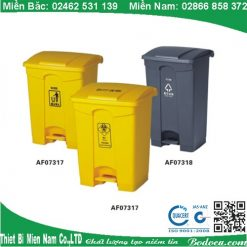 Công ty phân phối thùng rác 87l AF07318