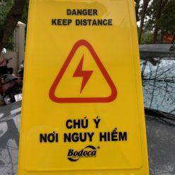Biển báo chú ý nơi nguy hiểm AF03050
