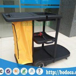 Xe làm vệ sinh công nghiệp chữ L AF08180, Xe đẩy làm vệ sinh công nghiệp chữ L AF08180