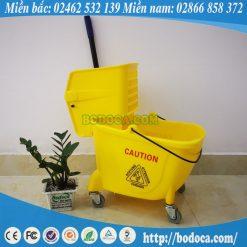 Xe vắt nước lau nhà 1 xô 36 Lít
